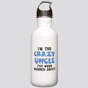 Crazy Uncle Water Bottle