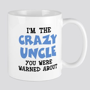 Crazy Uncle Mug