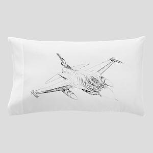 F-16 Falcon Pillow Case