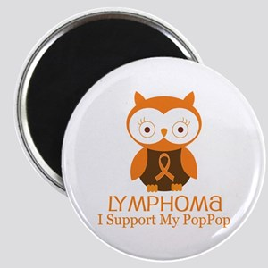 PopPop Lymphoma Support Magnet