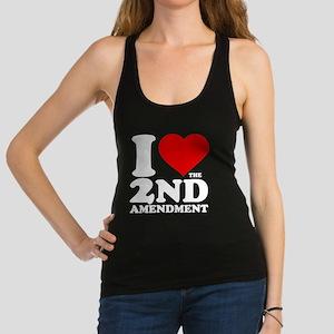 I Heart the 2nd Amendment Racerback Tank Top