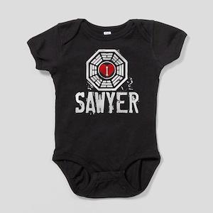 I Heart Sawyer - LOST Baby Bodysuit