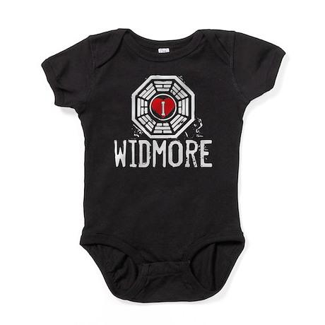 I Heart Widmore - LOST Baby Bodysuit