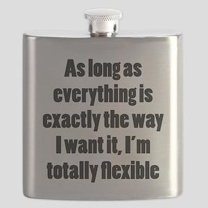 Controlling Flexibility Flask
