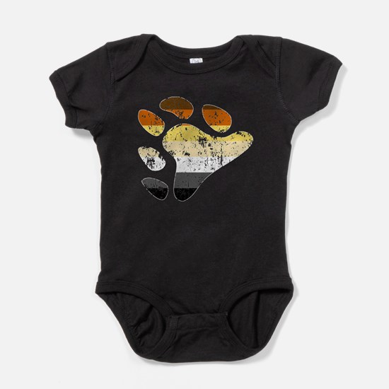 Bear Pride Claw Baby Bodysuit