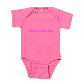 Douchebag Baby Bodysuit