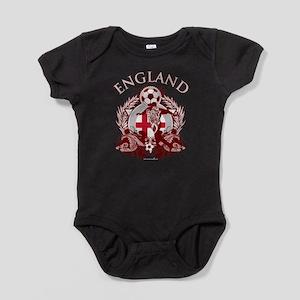 England Soccer Baby Bodysuit