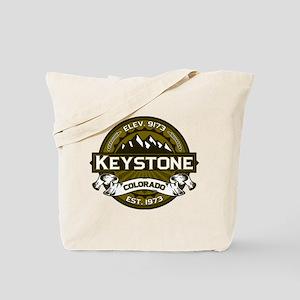 Keystone Olive Tote Bag