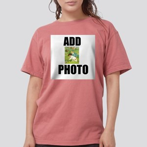 Add Easter Egg Hunt Photo Womens Comfort Colors Sh