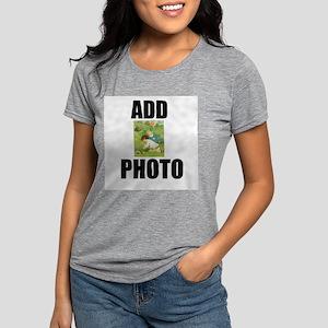 Add Easter Egg Hunt Photo Womens Tri-blend T-Shirt
