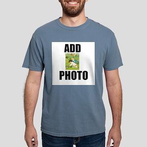 Add Easter Egg Hunt Photo Mens Comfort Colors Shir