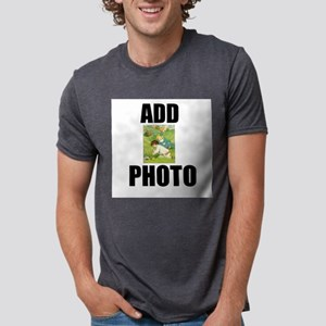 Add Easter Egg Hunt Photo Mens Tri-blend T-Shirt