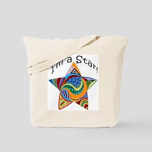 I'm a Star! Tote Bag