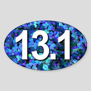 Super Unique 13.1 BLUE Sticker