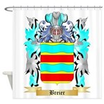Breier Shower Curtain