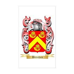Breichen Sticker (Rectangle)