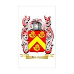 Breichen Sticker (Rectangle 50 pk)