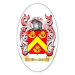 Breichen Sticker (Oval 10 pk)
