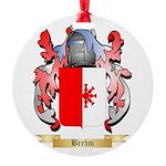 Brehm Round Ornament