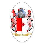 Brehm Sticker (Oval 10 pk)