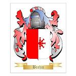 Brehm Small Poster