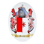 Brehm Ornament (Oval)