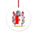 Brehm Ornament (Round)