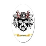 Breheny 35x21 Oval Wall Decal