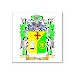 Bregg Square Sticker 3
