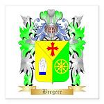 Bregere Square Car Magnet 3