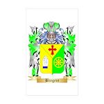 Bregere Sticker (Rectangle 50 pk)