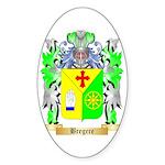 Bregere Sticker (Oval 50 pk)