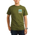 Breger Organic Men's T-Shirt (dark)