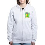 Bregar Women's Zip Hoodie