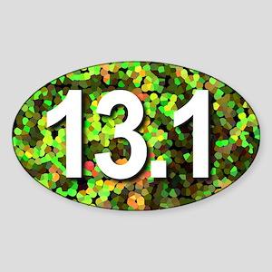 Super Unique 13.1 GREEN Sticker
