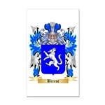 Breese Rectangle Car Magnet