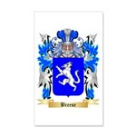 Breese 20x12 Wall Decal