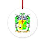 Breeger Ornament (Round)