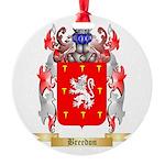 Breedon Round Ornament