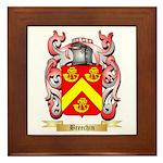 Breechin Framed Tile
