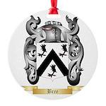 Bree Round Ornament