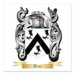 Bree Square Car Magnet 3