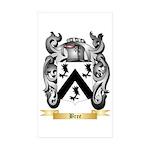 Bree Sticker (Rectangle 50 pk)