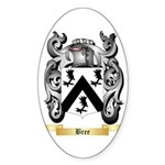 Bree Sticker (Oval 10 pk)