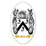 Bree Sticker (Oval 50 pk)