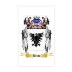Breda Sticker (Rectangle)