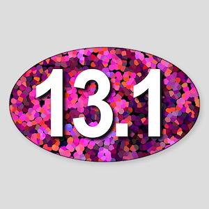 Super Unique 13.1 PINK Sticker