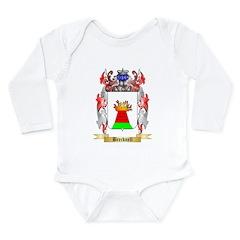 Brecknell Long Sleeve Infant Bodysuit