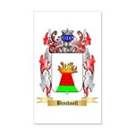 Brecknell 20x12 Wall Decal