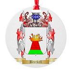 Breckell Round Ornament